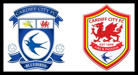 Cardiff City's altered image credit@wikipedia