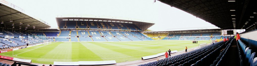 Leeds United, Elland Road, History, Leeds City, Holbeck,