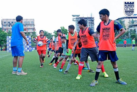 Soccer in India, Indian Super League Youth Development