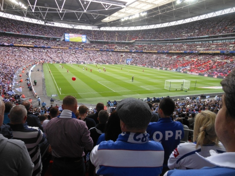 Wembley Stadium, QPR, Derby County, Play-Off Final