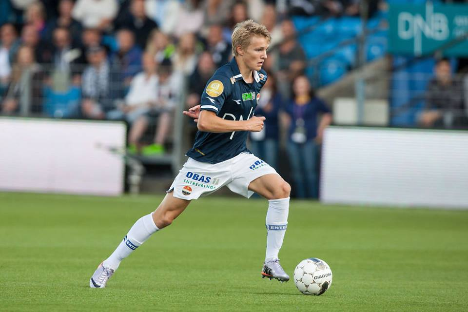 Norwegian wonder-kid Martin Odegaard joins Real Madrid