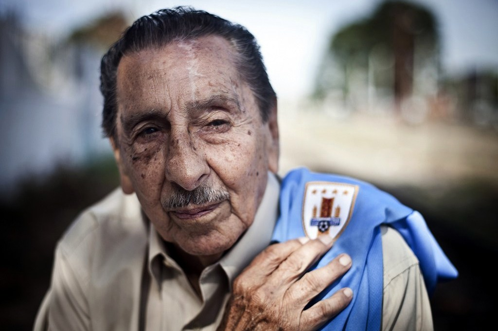 Alcides Ghiggia, Uruguay, Maracana, Montevideo, World Cup