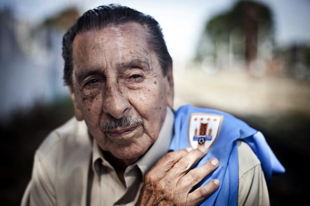 Alcides Ghiggia, Uruguay, Maracana, Montevideo, World Cup