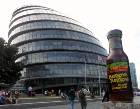 Reggae Reggae Sauce, London