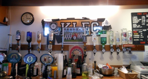 Kings Langley Football Club's Bar