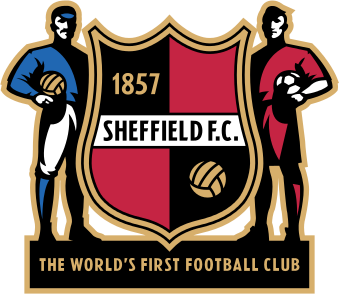Sheffield FC crest, badge
