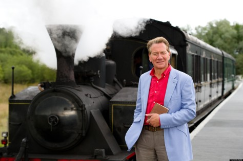 Michael Portillo, Great British Railway Journeys, Steam Trains, Jackets, Bradshaws Guide 1863