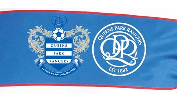 QPR badges 2016, Queens Park Rangers, London