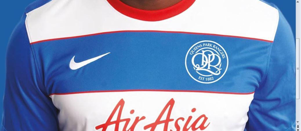 New QPR badge 2016, New Queens Park Rangers Crest