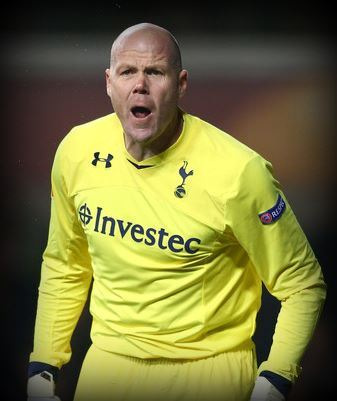 Bald Brad Friedel