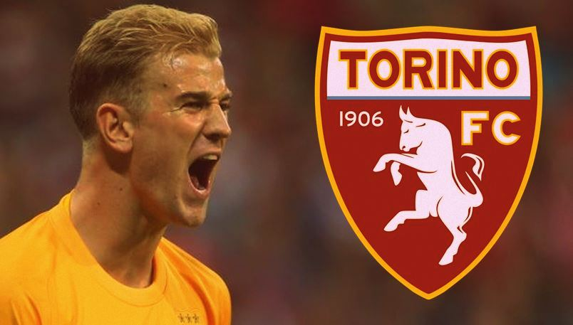 Joe Hart, Torino, England, Manchester City