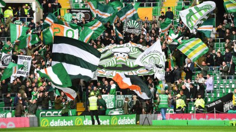 Celtic, Safe Standing, North Curve, The Bhoys, Fans, Supporters