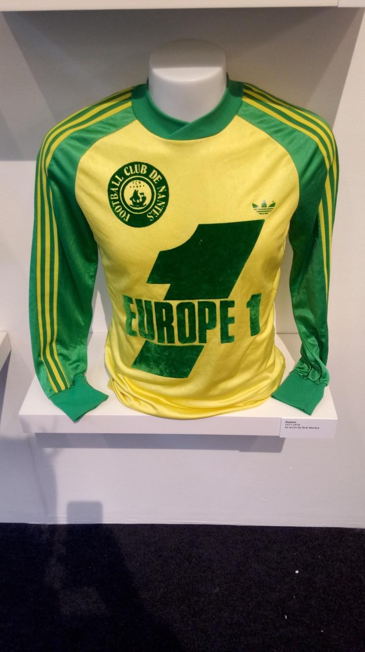 Bob Marley, Nantes, football, design, art