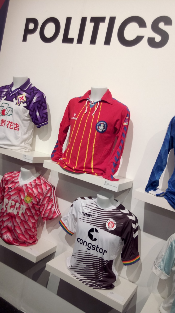 Politically inspired football shirts, Tibet, St Pauli, Fiorentina, art, design