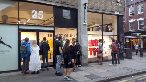 The Old Truman Brewery, Brick Lane, London, art, design, culture, fashion, football