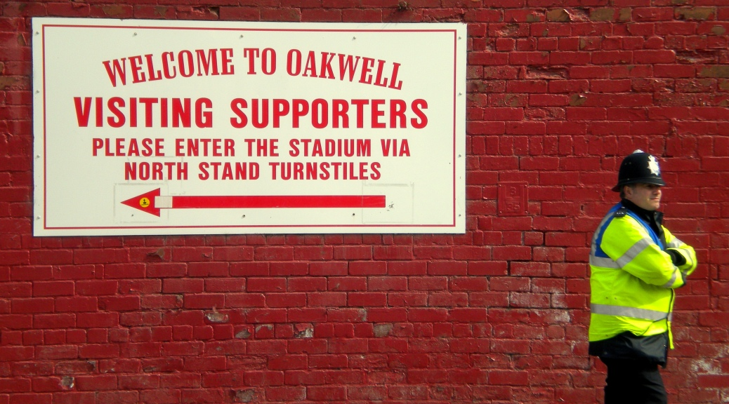 Oakwell, Barnsley, Football