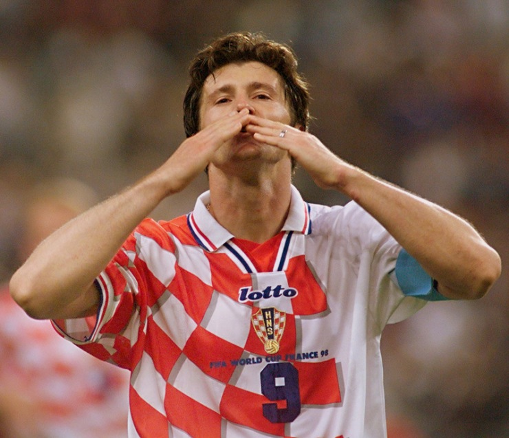 Croatia, 1986, World Cup, Suker, Football, Kits, Soccer