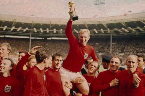 England, 1966, World Cup, Bobby Moore, Football, Kits, Soccer, Wembley