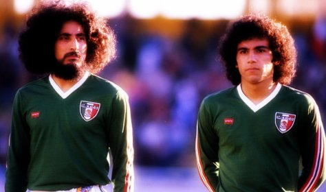 Mexico 1978, World Cup, Levi Strauss
